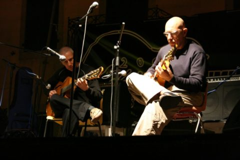 Aglientu Blues Festival 2008 - Fiorentino e Zeppetella
