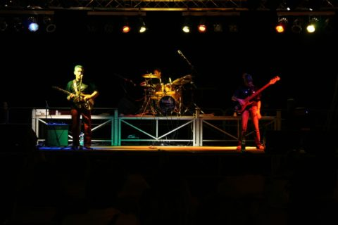 Aglientu Blues Festival 2008 - Paolo Bonfanti