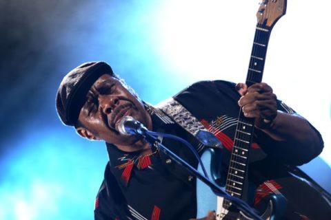 Aglientu Blues Festival 2010 - Roy Roberts