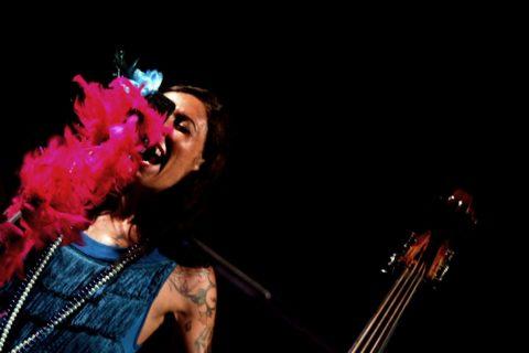 Aglientu Blues Festival 2010 - Veronica Sbergia