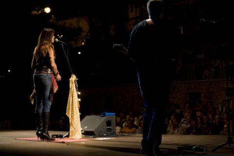 Aglientu Blues Festival 2011 - Elizabeth Lee