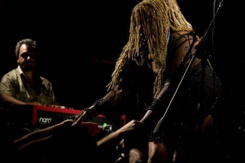 Aglientu Blues Festival 2011 - MZ Dee