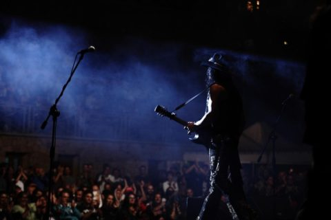 Aglientu Blues Festival 2013 - Eric Sardinas