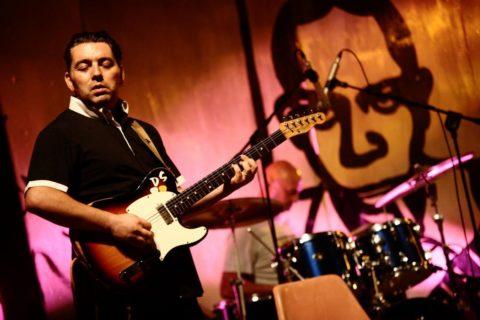 Aglientu Blues Festival 2013 - Jhonny Mars