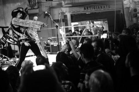 Aglientu Blues Festival 2013 - Randy Hansen