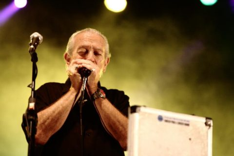 Aglientu Blues Festival 2014 - Charlie Musselwhite