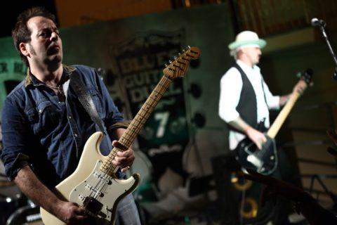 Aglientu Blues Festival 2014 - Todd Sharpville