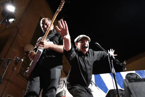 Aglientu Blues Festival 2015 - Fabrizio Poggi e Chicken Mambo
