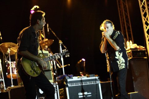 Aglientu Blues Festival 2015 - Treves blues band