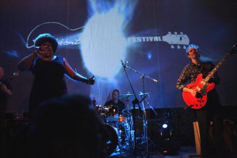 Aglientu Blues Festival 2016 - Nora Jean Bruso