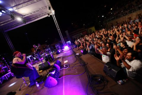 Aglientu Blues Festival 2016 - Popa Chubby