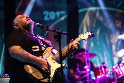 Aglientu Blues Festival 2017 - Popa Chubby, Fabio Treves, Dannis Graves