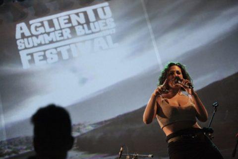 Aglientu Blues Festival 2017 - Sara Zaccarelli