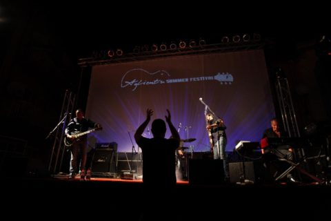 Aglientu Blues Festival 2018 - Jimi Barbiani