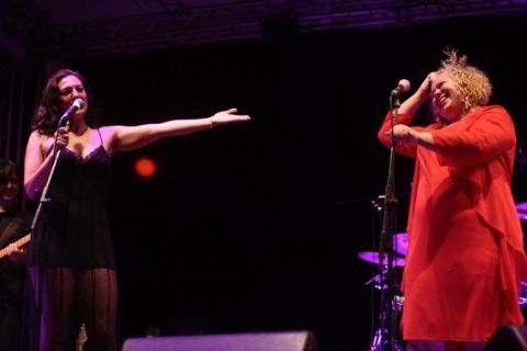 Aglientu Blues Festival 2018 - Linda Valori e Sara Zaccarelli